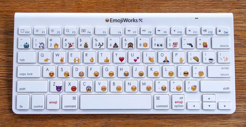 Gadget of the week: Emoji Keyboard, la tastiera con l'alfabeto delle emozioni