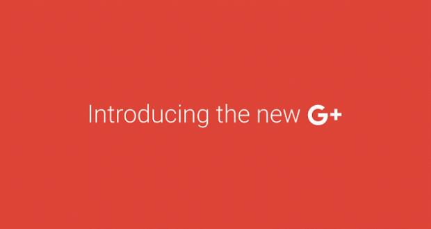Il nuovo Google+ è qui