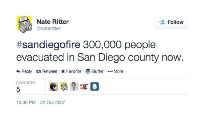 hashtag Nate Ritter