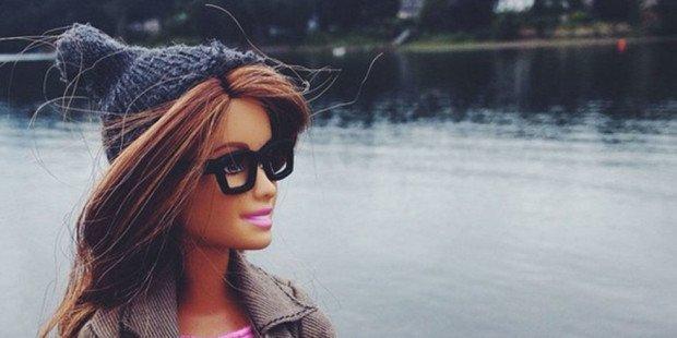 Barbie Hipster lascia Instagram e torna al vero live authentic