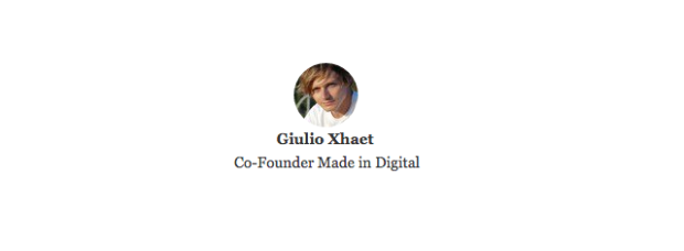 Le professioni del digitale: le skill chiave. Giulio Xhaet all'evento Digital Warriors