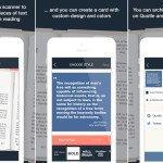 Quotle, l'app per le citazioni in stile Instagram