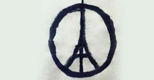 Sostenere la Francia con l'arte: 10 illustrazioni per la pace