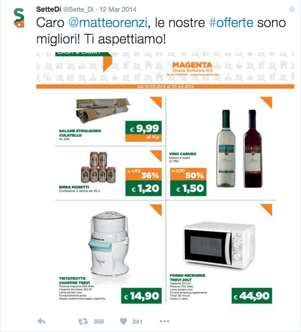 real time marketing corso