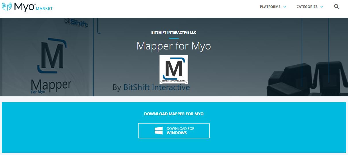 Myo Market Mapper