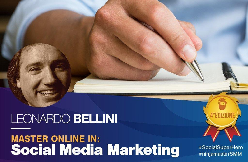 master social media