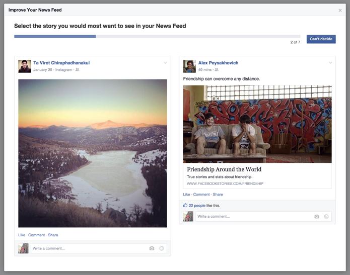 facebook contro le bufale virali