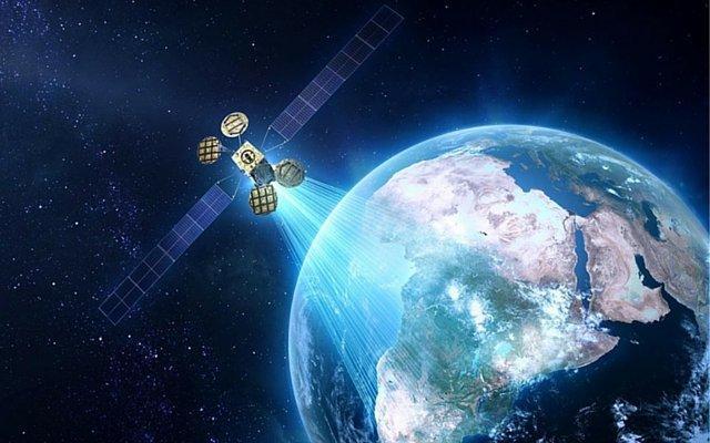 Internet dallo spazio
