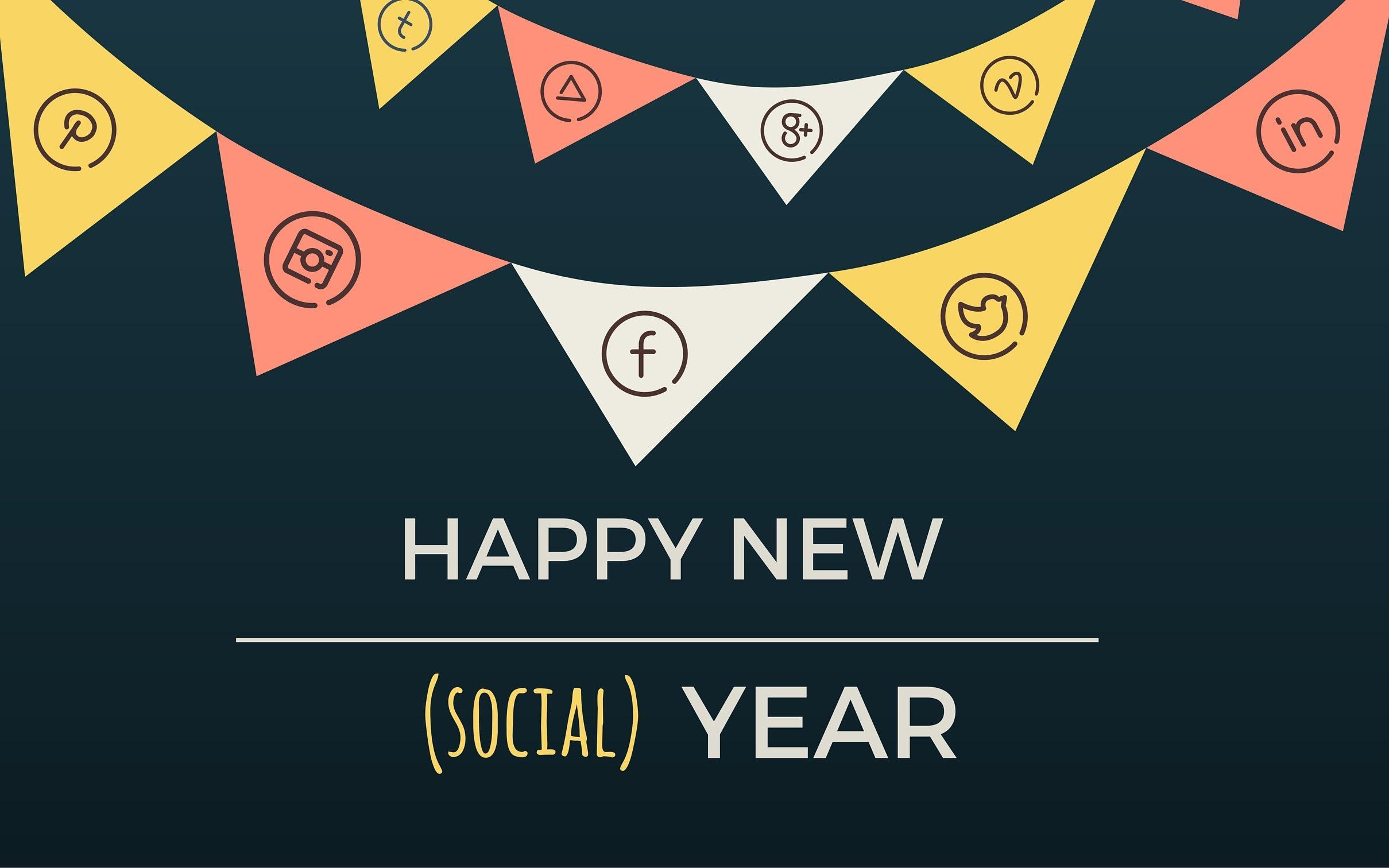 Le novità social del 2015