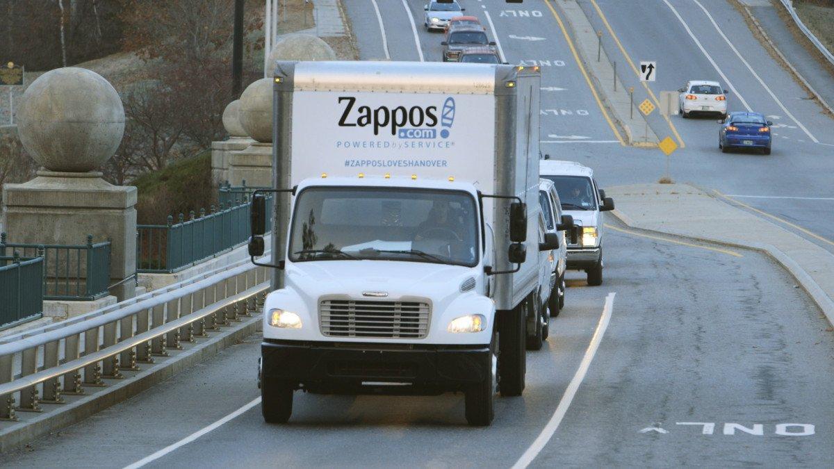 Zappos portà la felicità premiando una città intera