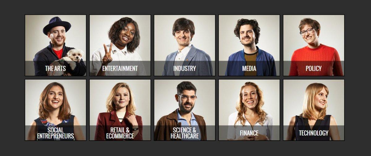 30 Under 30 Forbes Italia