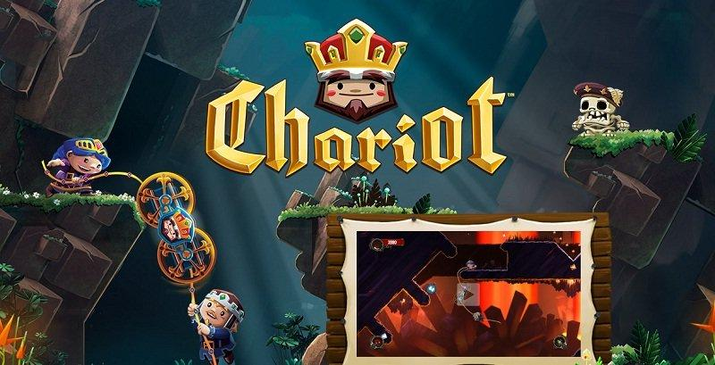 Xbox One e Philips Hue: luci colorate per l'indie game Chariot