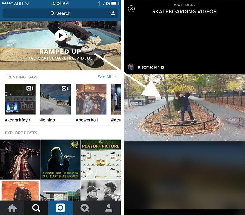 Instagram presenta Spotlight Compilation giornaliere_2