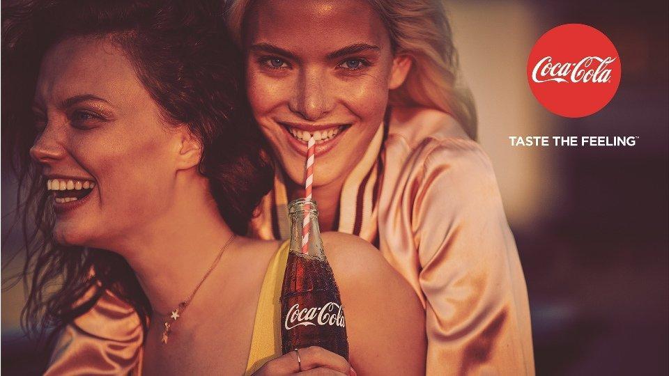 Rivoluzione nel marketing Coca-Cola: da quattro brand strategy ad una sola