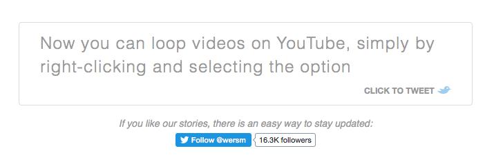 video in loop su Youtube_5