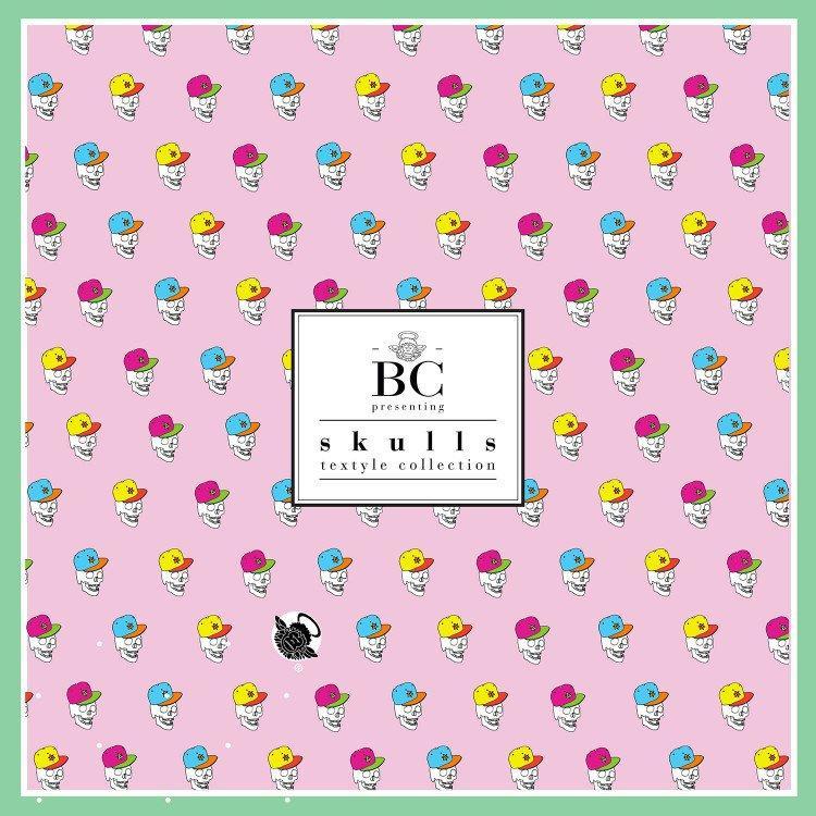 BC aka Bonvicini & Casolari: il Textile Design si veste pop chic