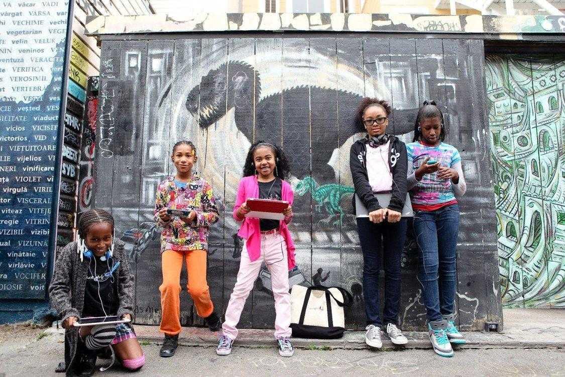Black Girls Code / Flickr