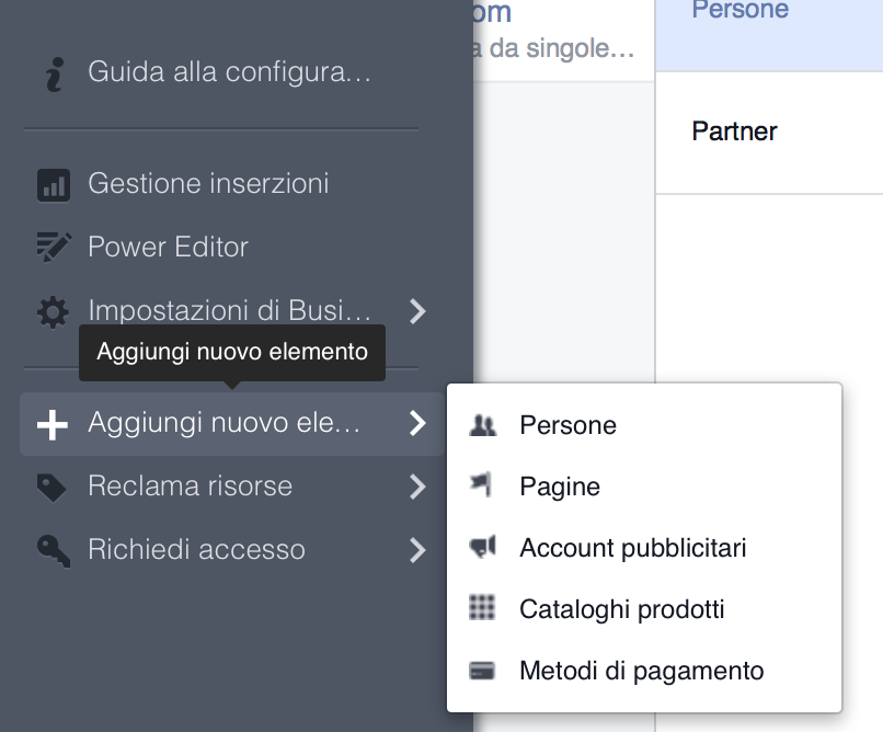 Guida Facebook Business Manager 8