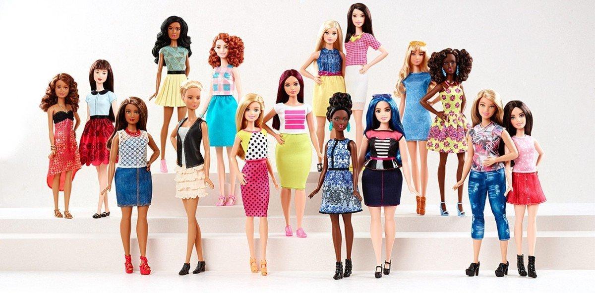 Barbie curvy: politically correct o strategia di marketing?