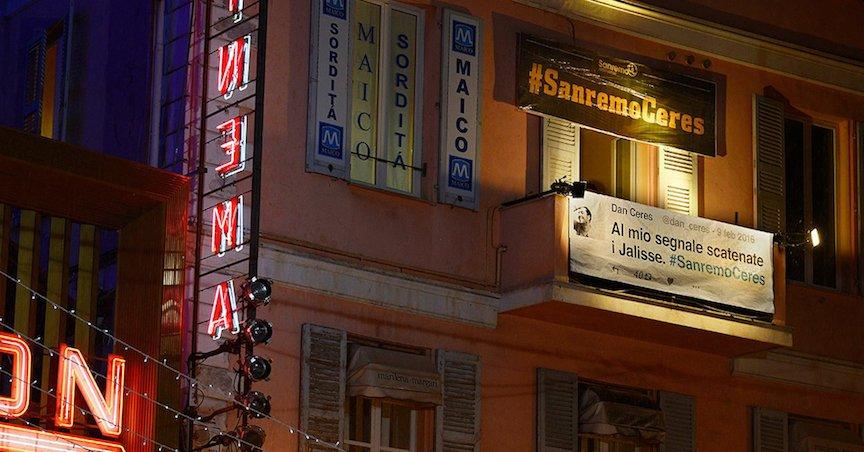 Il Festival di Sanremo visto dai social network