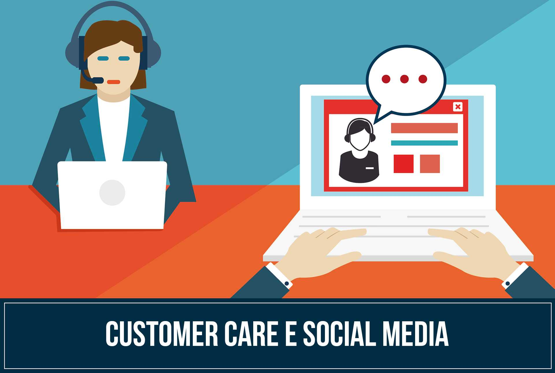 Customer Service e social media: un'opportunità di dialogo