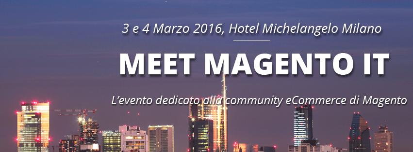eCommerce trend scopriamoli al Meet Magento 2016