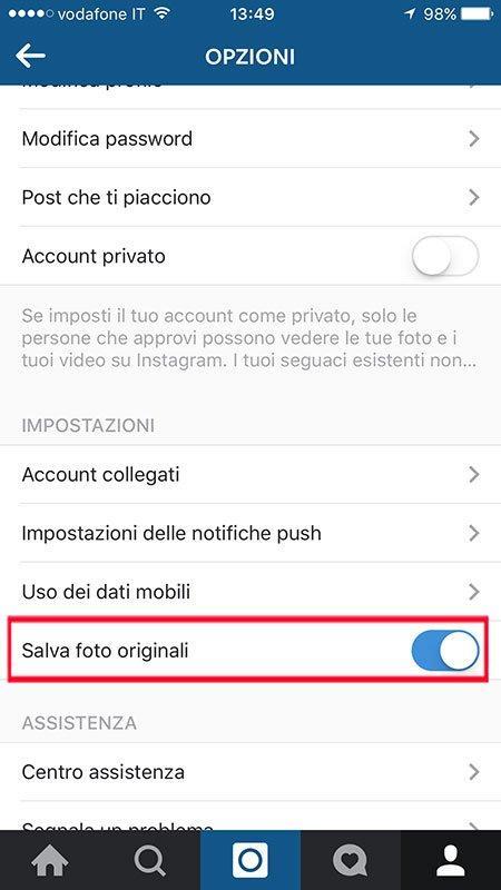 instagram trucchi