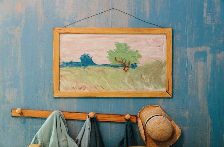"""""""La camera di Vincent ad Arles"""" esiste davvero, ed è su Airbnb"""