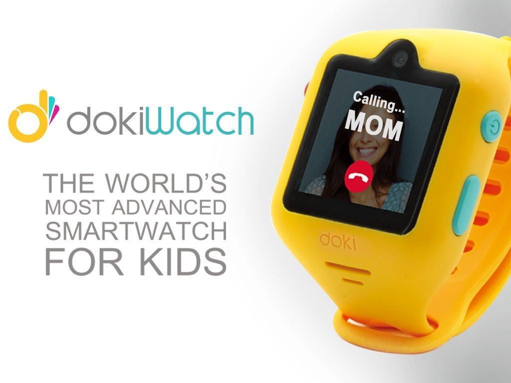 DokiWatch: lo smartwatch che ti trasforma in genitore 2.0