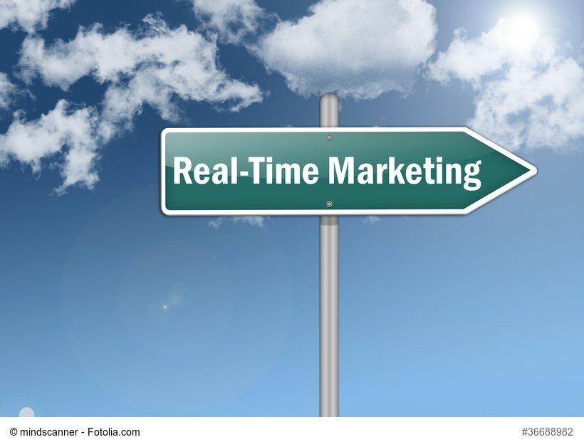Real Time Marketing: come scegliere la giusta direzione