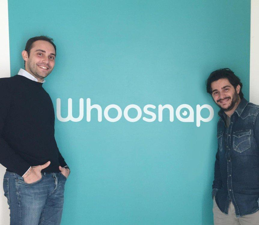whoosnap - FbStart
