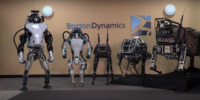 Atlas, il nuovo robot umanoide presentato dalla Boston Dynamics