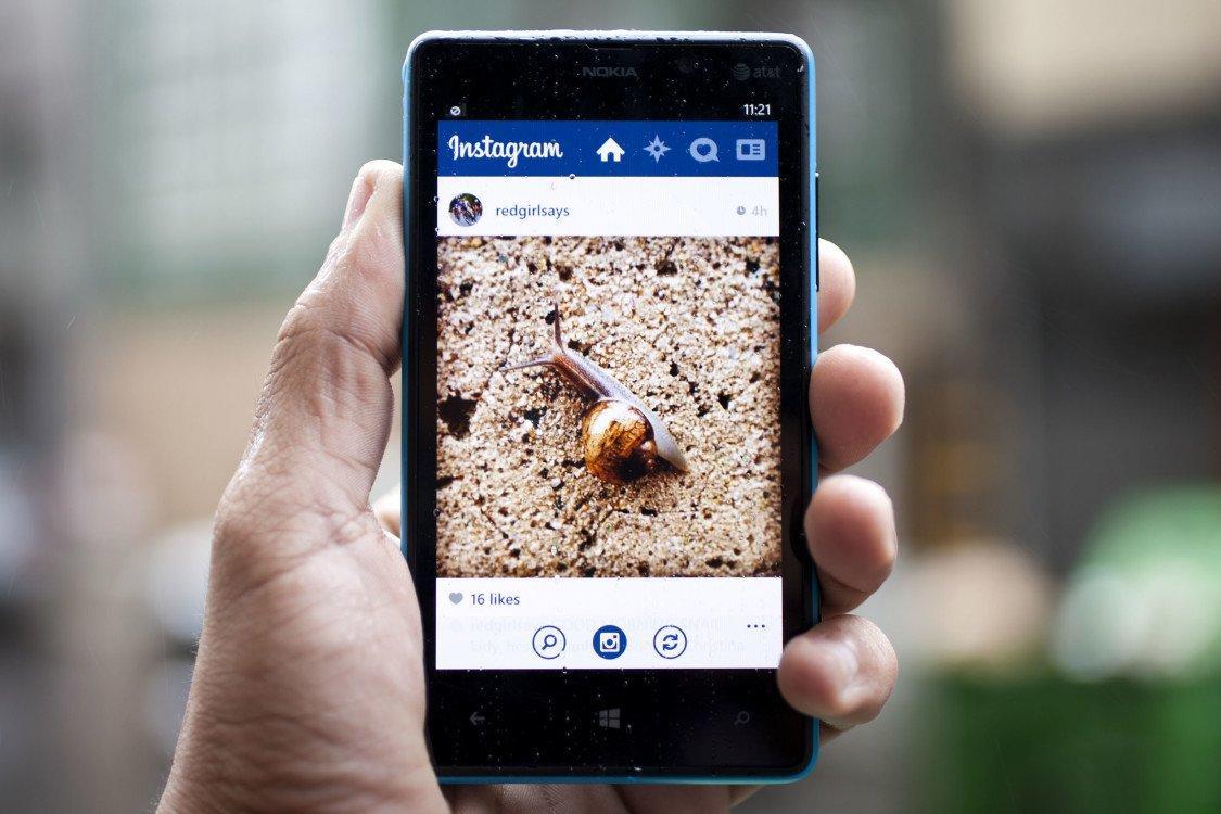 Being spaventa Instagram, che le toglie l'accesso alle API