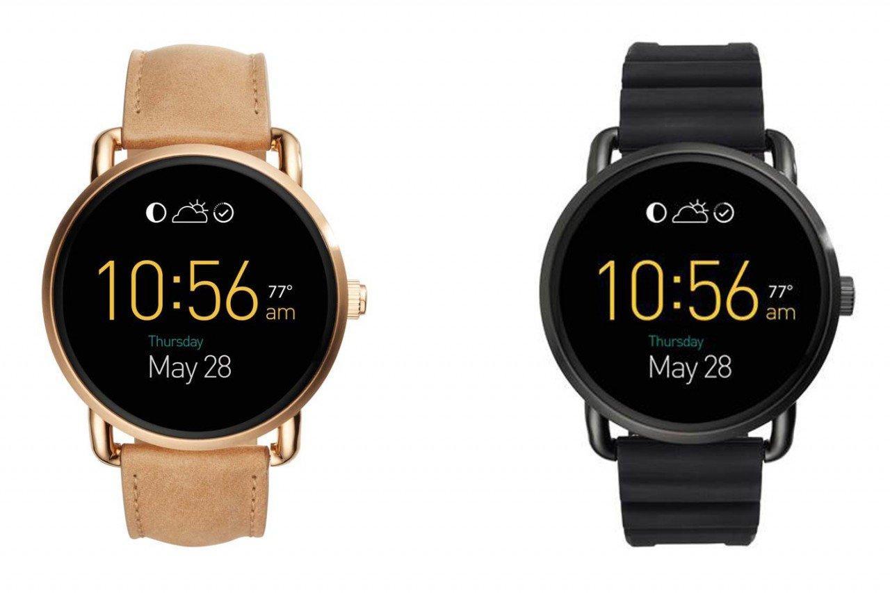Smartwatch e activity tracker, i modelli smart lanciati da Fossil