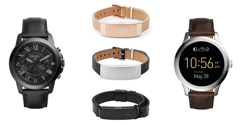 Smartwatch e activity tracker, i nuovi modelli lanciati da Fossil5