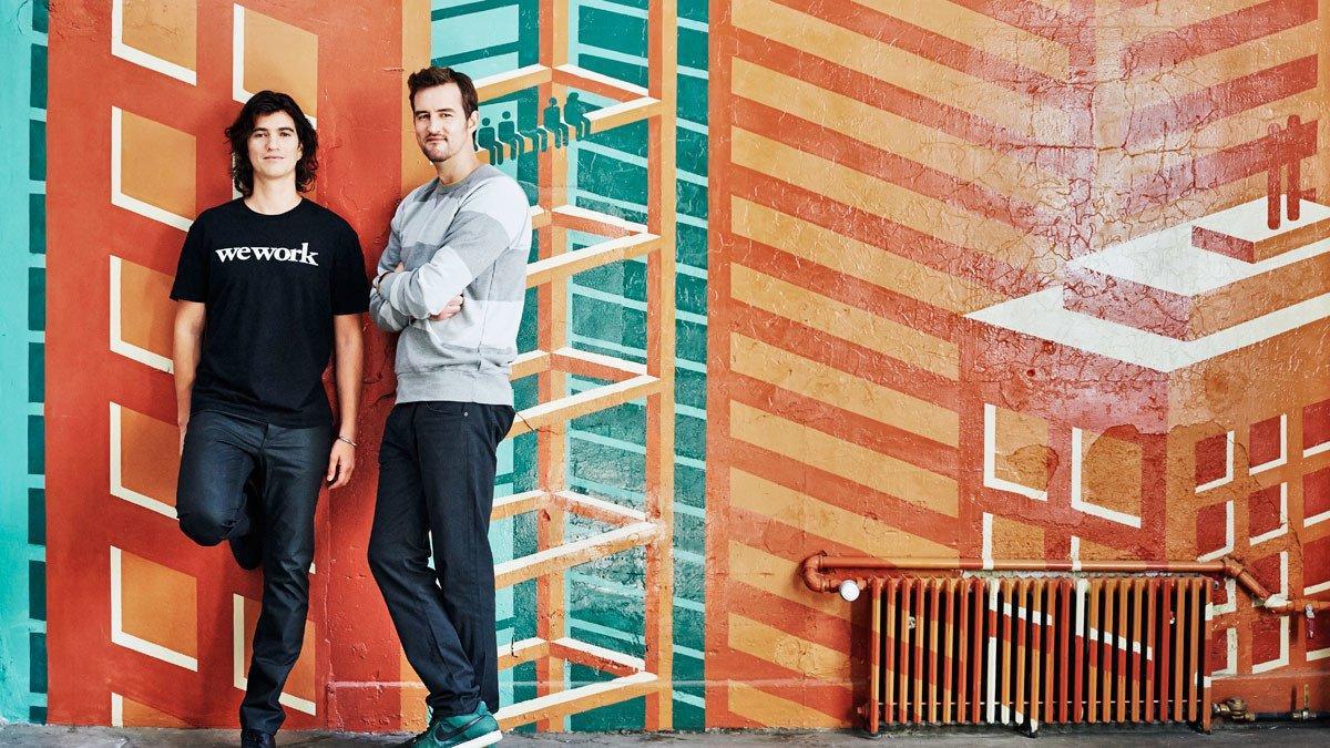 WeWork, il coworking da 16 miliardi di dollari