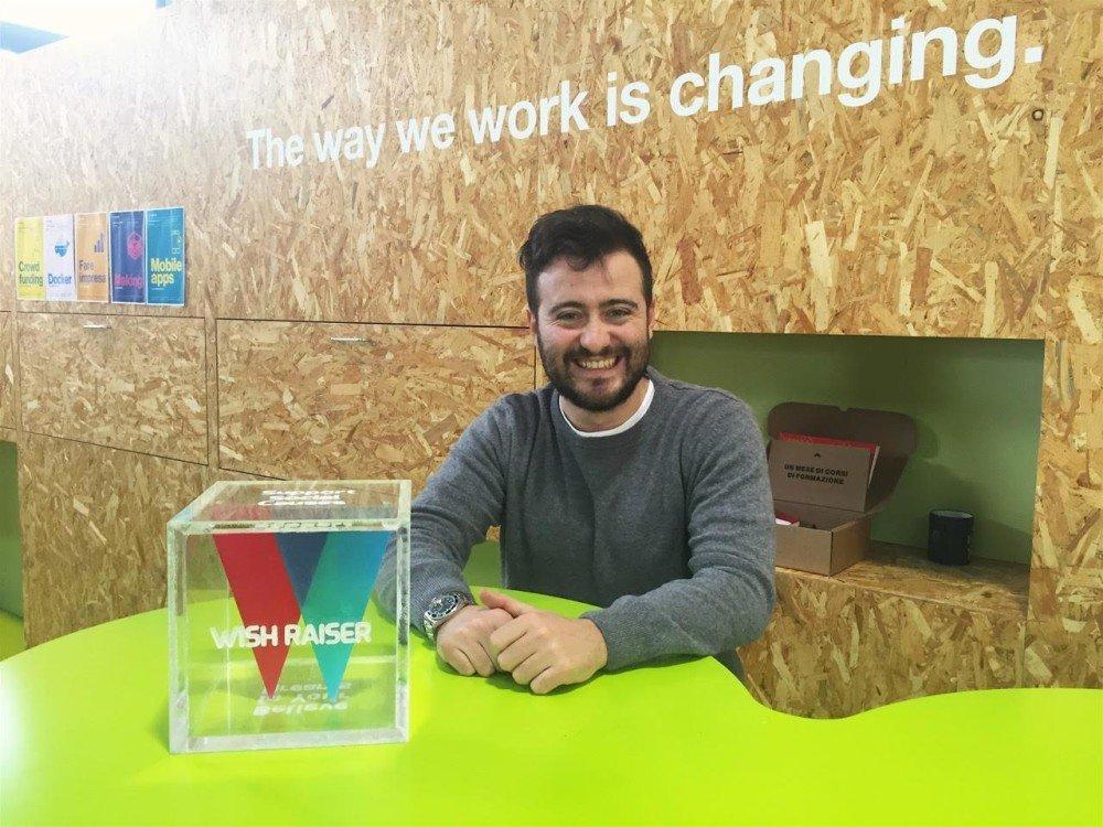WIsh Raiser, la startup che rivoluziona le aste benefiche