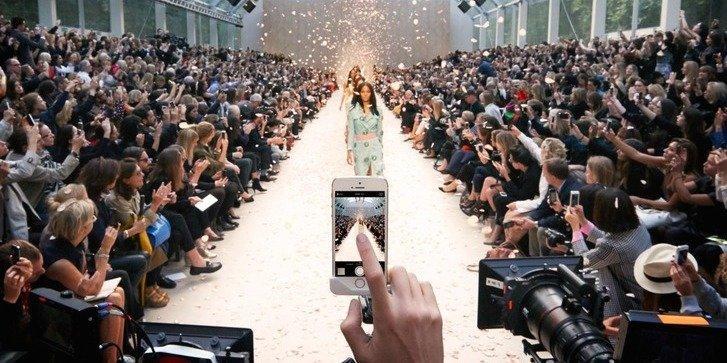 Milano Fashion Week: tutte le iniziative più belle sui social media