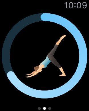fitness app_yoga