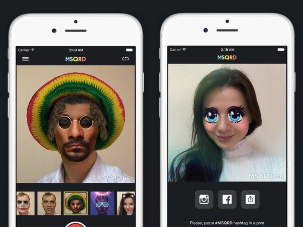 Facebook acquista MSQRD, l'app del momento - Ninja Marketing · la piattaforma italiana per la digital economy