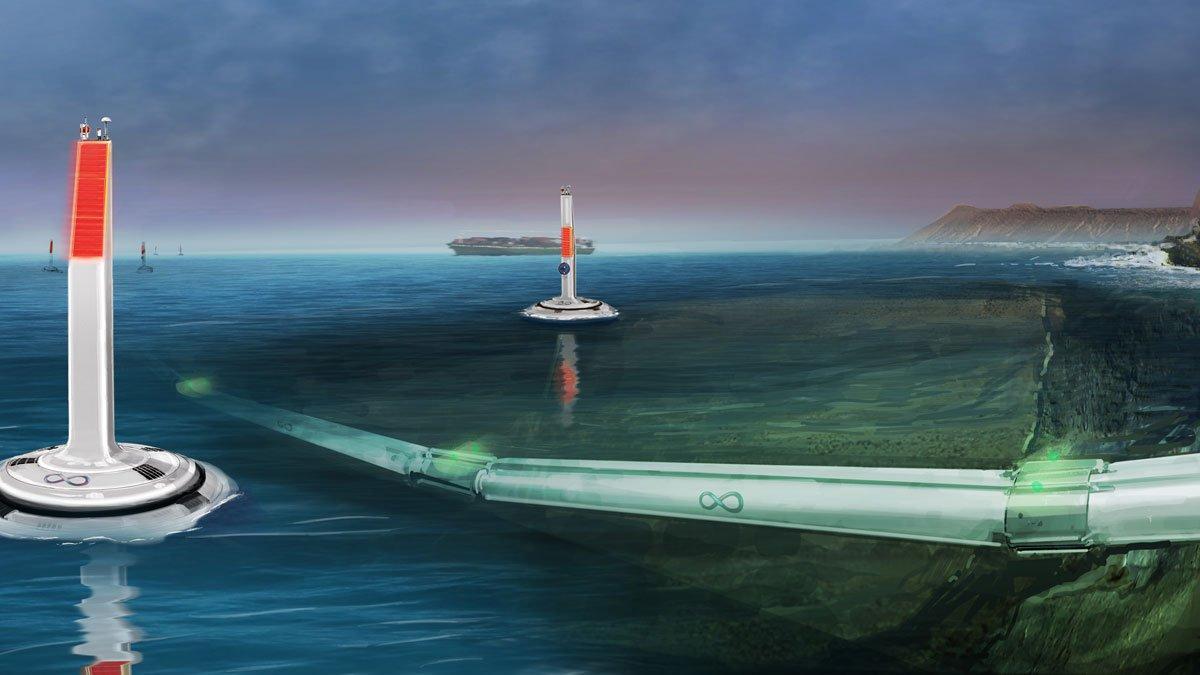 Hyperloop: nel 2020 il treno superveloce collegherà Slovacchia, Austria e Ungheria in 8 minuti