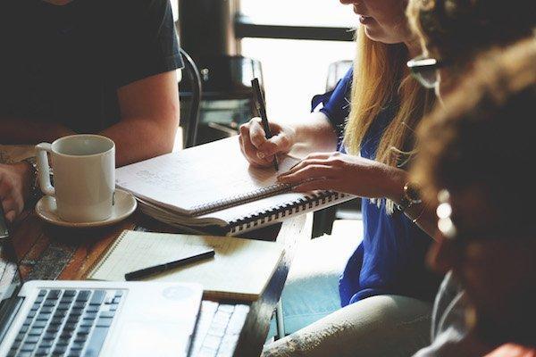 Creare contenuti per blog b2b