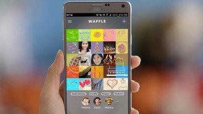 Waffle: un Social Network a prova di cialda