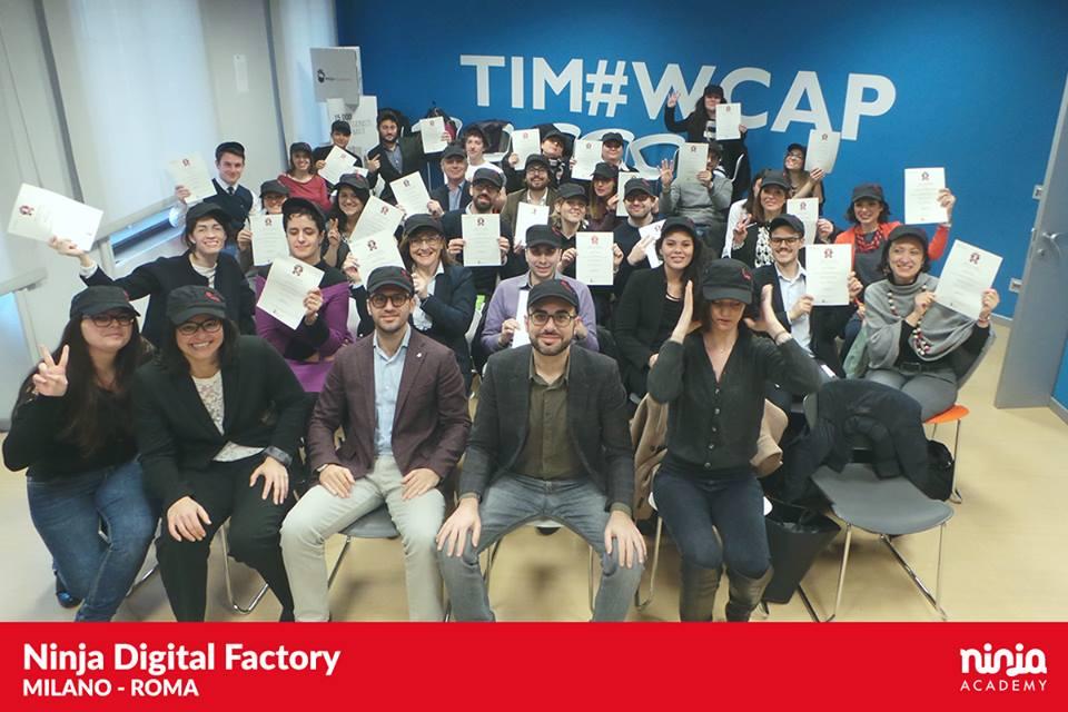 Ninja Digital Factory, il punto di vista dei vincitori
