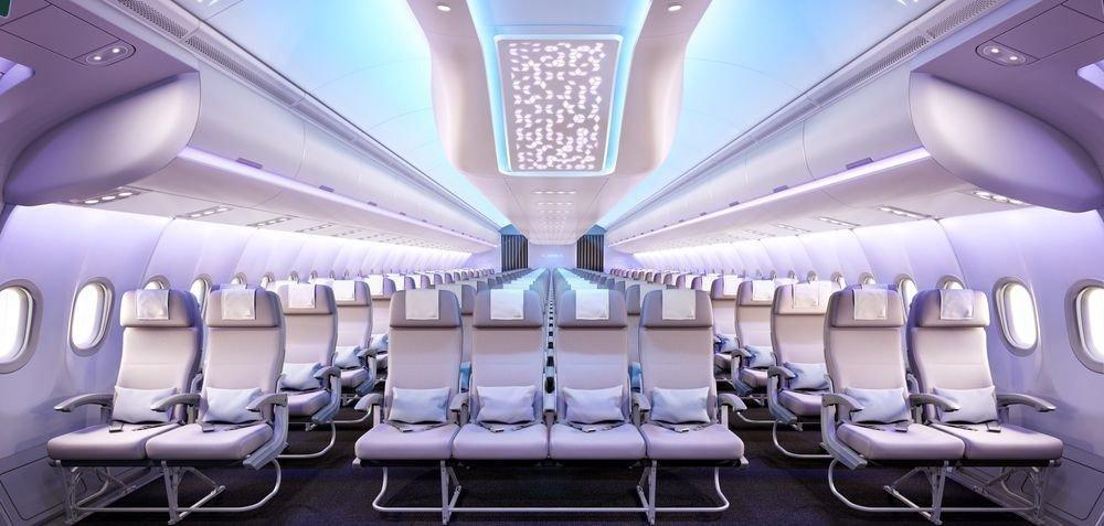 Con il nuovo AirSpace di Airbus, il futuro degli aerei è social?