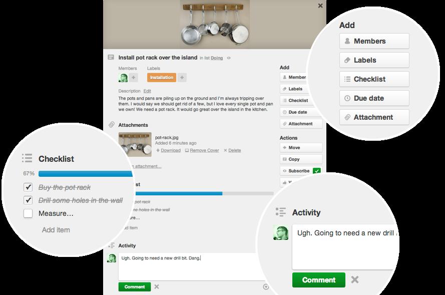 Cinque step per gestire i post nei gruppi Facebook con Trello3