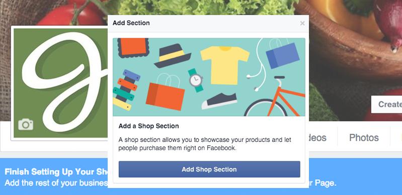 Facebook-vetrina-shop-sections