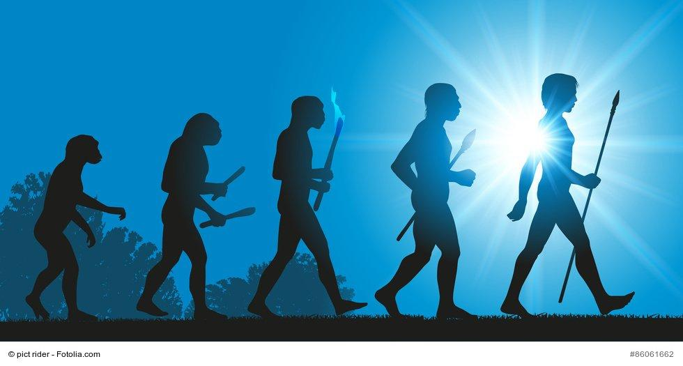 Homme Evolution