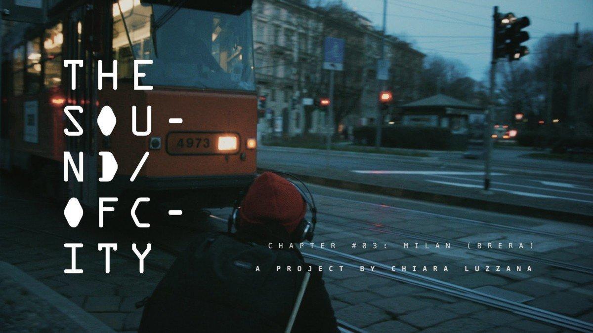 """Per Chiara Luzzana """"Brera è musica ancor prima di iniziare a comporla. Grazie alle sue sfumature acustiche, alle contraddizioni tra vita notturna eccentrica e mattinate che trasudano di passione artistica, ho potuto realizzare la colonna sonora di Milano. Ho camminato le sue vie all'alba, ascoltando e registrando il silenzio, la vita che nasce, e nel vociare di studenti ricchi di ambizioni e speranze, ho trovato il senso di Milano: un fermo immagine, tra passato e presente, che la immortala nelle mie orecchie come un futuro tutto da ascoltare."""""""