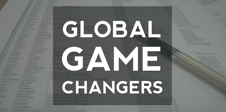 Forbes Global Game Changers List
